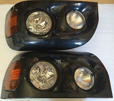 FREIGHTLINER CENTURY CLASS HEADLIGHT ASSEMBLY +2005 SET LEFT & RIGHT SIDE.