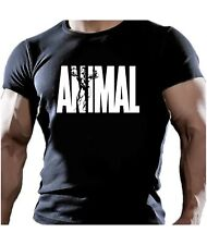 T-SHIRT ANIMAL ARNOLD WORKOUT ALLENAMENTO PALESTRA IDEA REGALO INSTAGRAM