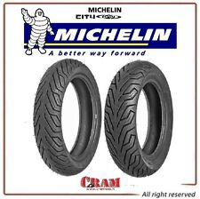 COPPIA GOMME 130/70-16 61P + 110/70-16 52P MICHELIN CITY GRIP SH 300