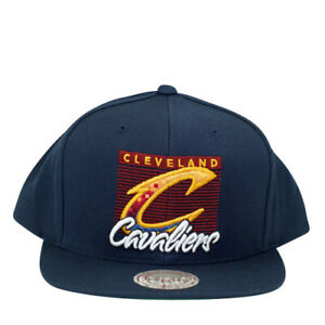 Cleveland Cavaliers Easy Three Digital Snapback Mitchell and Ness
