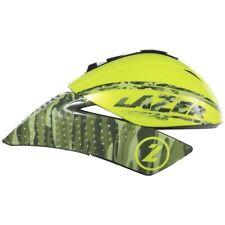 Lazer Tardiz inkl Visir Triathlon Zeitfahren Helm Flash Camo Yellow L 58-61 cm