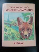 The Urban Dweller's Wildlife Companion by Ron Wilson + Illustrated HB+DJ