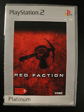 Jeux Playsation 2 - Red Faction
