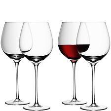 LSA Vino Vidrio De Vino Rojo - transparente - Set de 4