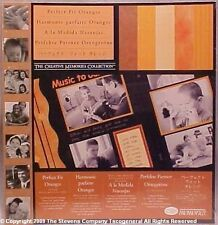 RARE NEW CREATIVE MEMORIES PERFECT FIT ORANGE PHOTO MOUNTING PAPER SCRAPBOOKING