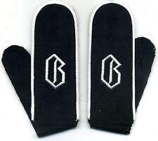 """G"" Germania spalline grado tedesco elite/ G monogram shoulder straps"