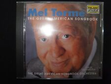 CD MEL TORME / THE GREAT AMERICAN SONGBOOK / NEUF /