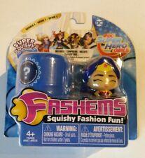 DC Super Hero Girls Squishy Fash'ems  - Series 1 Fashems WONDER WOMAN  new