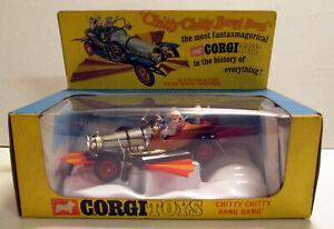 Corgi Toys 266 Chitty Chitty Bang Bang,    original