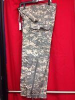 US ARMY ACU GEN II ECWCS GORETEX PANTS GORE-TEX COLD WEATHER  SMALL REGULAR  NEW