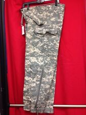 US ARMY ACU GEN II ECWCS GORETEX PANTS GORE-TEX COLD WEATHER  SMALL REGULAR  NEW