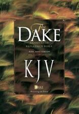 Dake's Annotated Reference Bible-KJV: By Dake, Finis J.