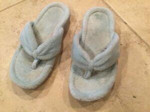 **Vionic Gracie TVW5241 Slipper, Women's Size 78 baby blue