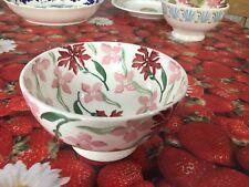 Emma Bridgewater Pink Cornflower French Bowl NEW Best