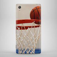 Basketball Sport Gym Shockproof Phone Case Cover
