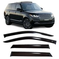 Visors Wind Deflector Out-Channel 4pcs 13-16 Land Rover Range Rover L405