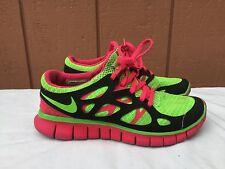 Nike Free Run+ 2 Girls Multi-color US Youth 4.5 EUR 36.5