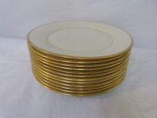"Lenox [ Eternal ] Pattern 10 3/4"" Dinner Plate Set of 12"