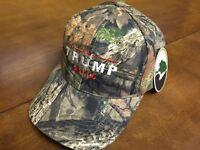 TRUMP 2016 Republican Camo Baseball Cap Hat Embroidered
