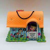 Vintage Liddle Kiddles Ranch House Mattel Toymakers 1966 Damaged Please Read