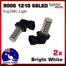 9006 LED 1210SMD Car Head Fog Light DRL Daytime Running Driving Globe 2pcs White