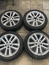 "Vauxhall Vectra SRi 17"" Alloy Wheels and Tyres"