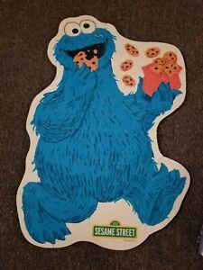 """Sesame Street COOKIE MONSTER 36"""" BIG LIKE ME Kids Floor Puzzle"""