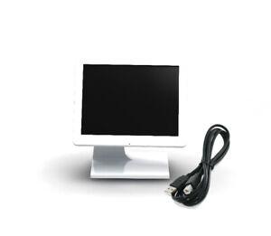 Kundendisplay-MxM-3xx EyeTOUCH_4POS Mit Standfuß_Weiß