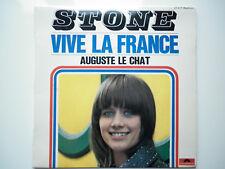 Stone 45Tours EP vinyle Vive La France