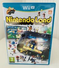 Nintendo Land for Wii U Includes 12 Mini Games Nintendoland Free Shipping