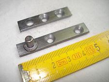 pivot bas de 50 mm porte buffet armoire, ...(briquet)