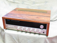 TEAC AG 3000 Receiver und DUAL  Plattenspieler Vintage Palisander TOP
