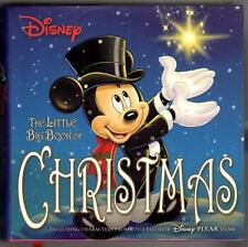 The Little Big Book of Christmas (Disney) by Monique Peterson First Edition