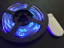 1m long, 30 PURPLE LED, Battery Powered Waterproof LED Light Strip