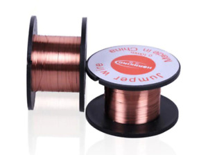 0.10mm Jumper Soldering Wire PCB Link for Mobile Phone Computer PCB Welding