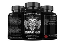 Aggressive Labz TUDCA 350mg's / 60 Caps   CYCLE SUPPORT / LIVER PROTECTION / PCT