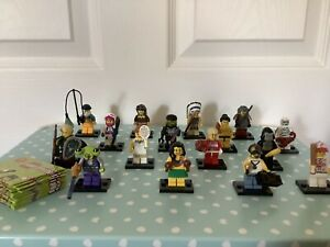 Lego Minifigures Series 3 Full Set