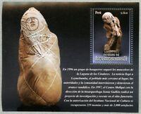 Peru 2014 Mumien der Chachapoya-Kultur Leymebamba Block 88 Postfrisch MNH