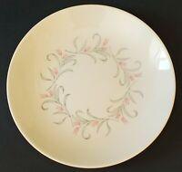 "Homer Laughlin Dura Print Tulips Side Plate 6"" J59 N4 Made in USA"