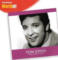 Cd tom jones the collection u.s. coast to coast tv show recordings