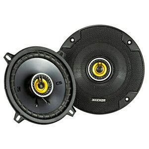 "Kicker CSC54 5.25"" 2-Way Coaxial Speakers"