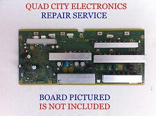 TNPA5175 Any Version SC Board REPAIR SERVICE TC-P58S2 TC-P65VT25 Etc 7,10 blinks