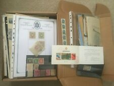 More details for sorter box of worldwide stamps etc, early to modern
