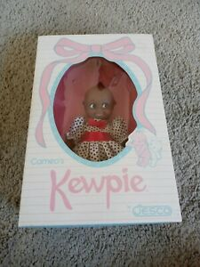 Cameo's Kewpie By Jesco Black African American Doll Rare New