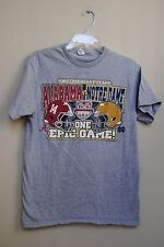 mens size M used t-shirt 2013 Alabama Tide Notre Dame BCS National Championship
