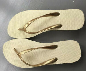 Havaianas High with slight wedge 41- 42 Size 7 / 8