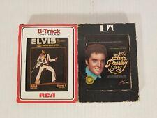 Elvis Presley 8-Tracks x2