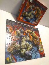 Vintage Small Soldiers 60 Piece Puzzle, 1998, Milton Bradley, Hasbro