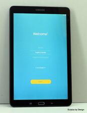 "Samsung Galaxy Tab E 9.6"" 16 GB SM-T560NU  Android Tablet BLACK"