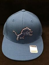Detroit Lions Mens Size 6 3/4 Reebok Fitted Hat . Tigers Red Wings